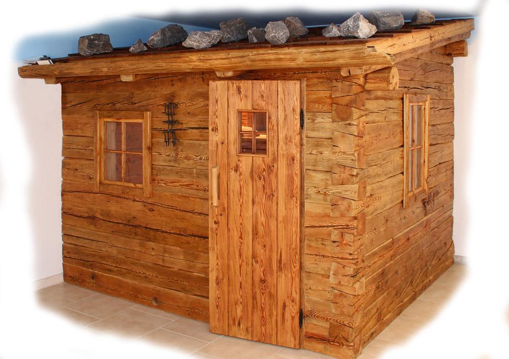blockhaus sauna. Black Bedroom Furniture Sets. Home Design Ideas